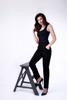 Imagine Pantalon Diana negru