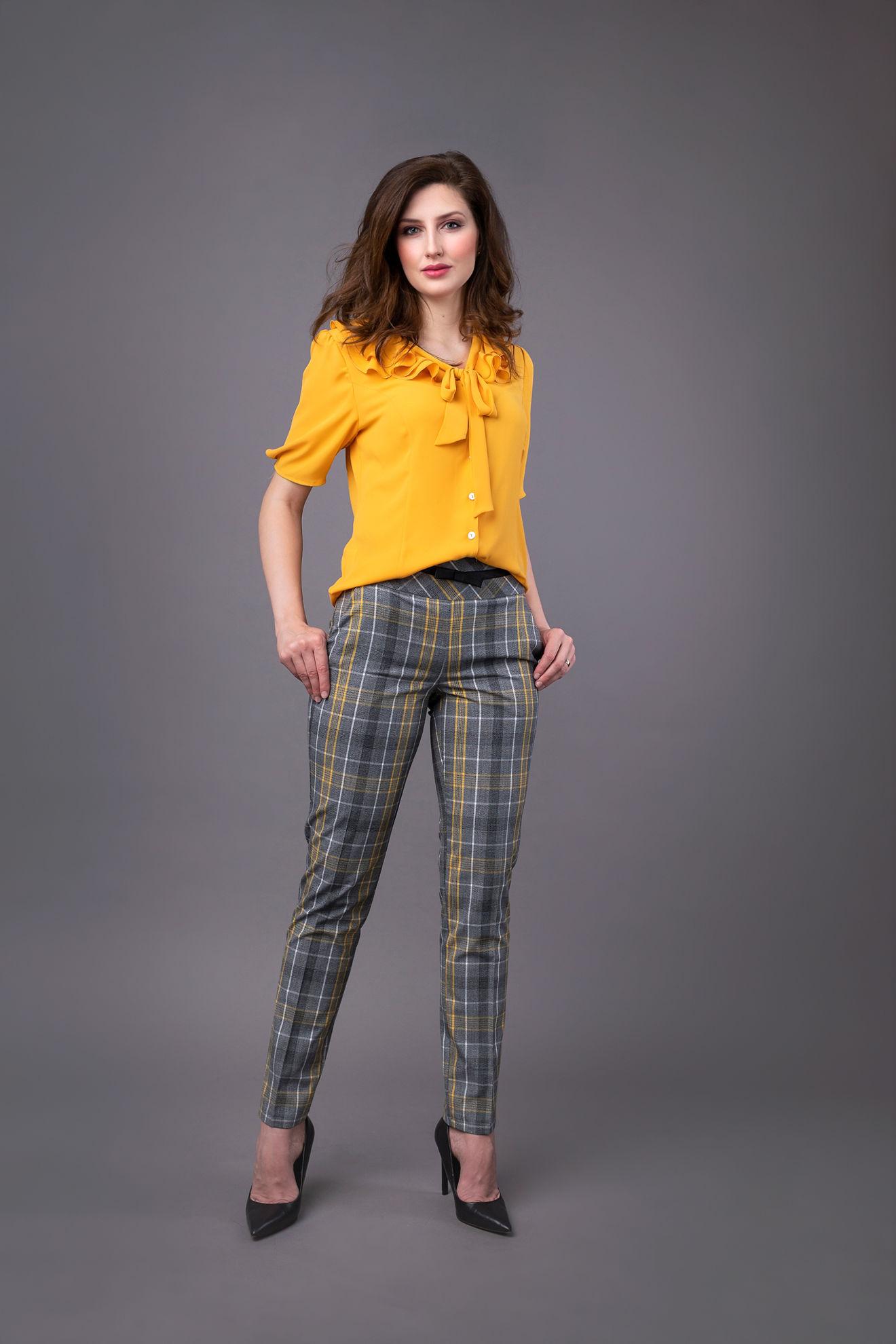 Imagine Pantalon Nancy caro gri